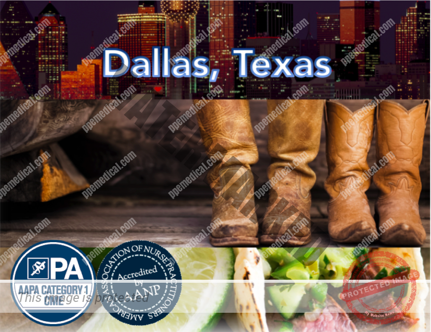 PPE medical workshop, Dallas Texas