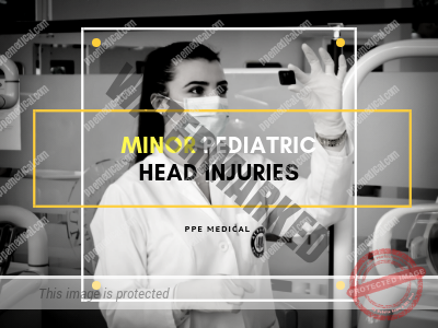 minor pediatric head injuries tools and info