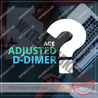 Age Adjusted D-Dimer