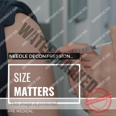 Needle decompression