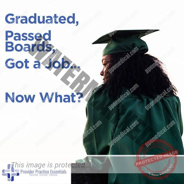 Medical Graduation- boards passed