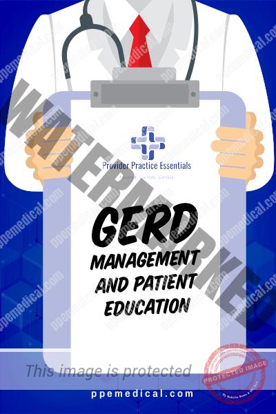 GERD Management and patient education