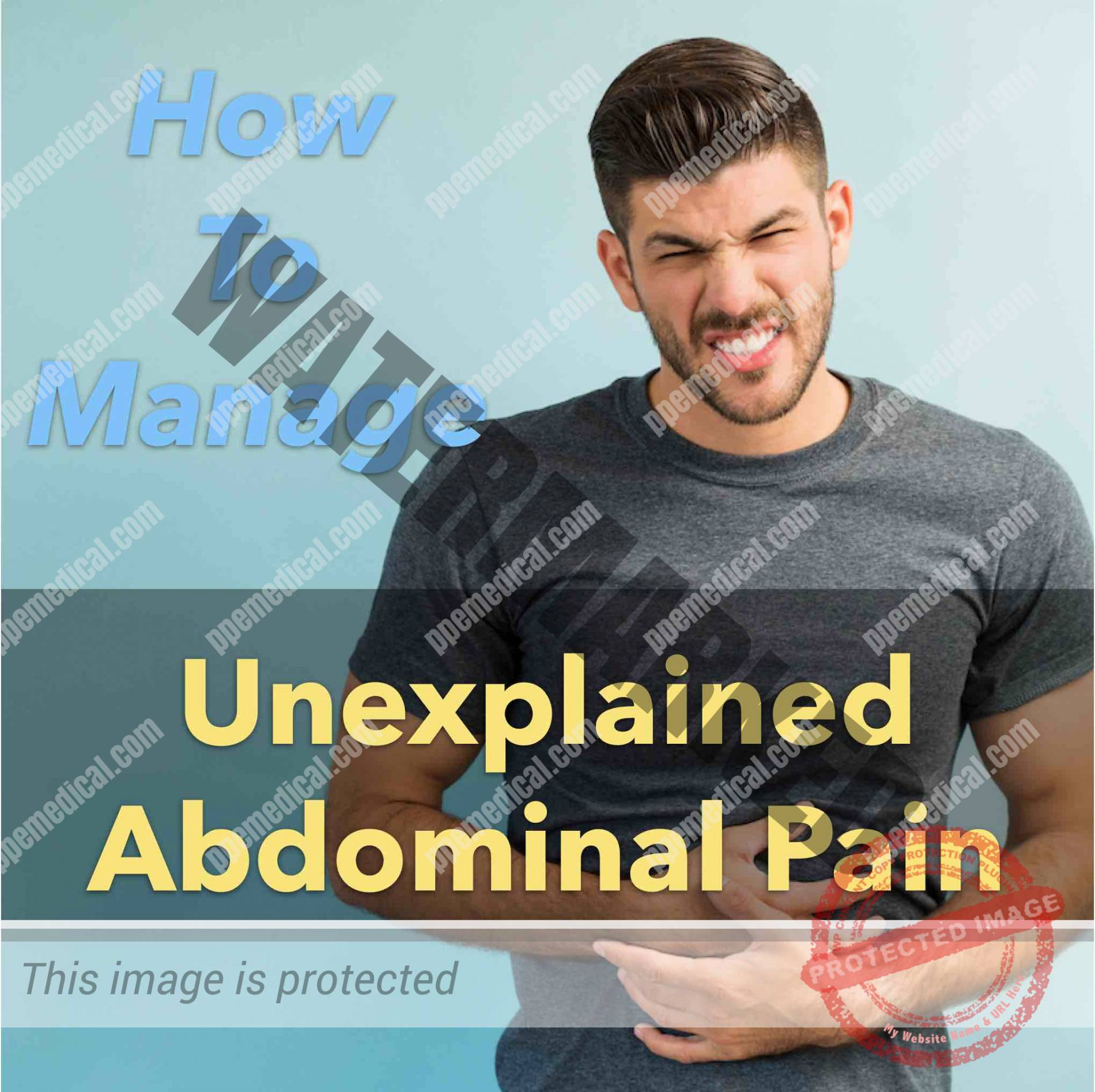 Unexplained Abdominal Pain