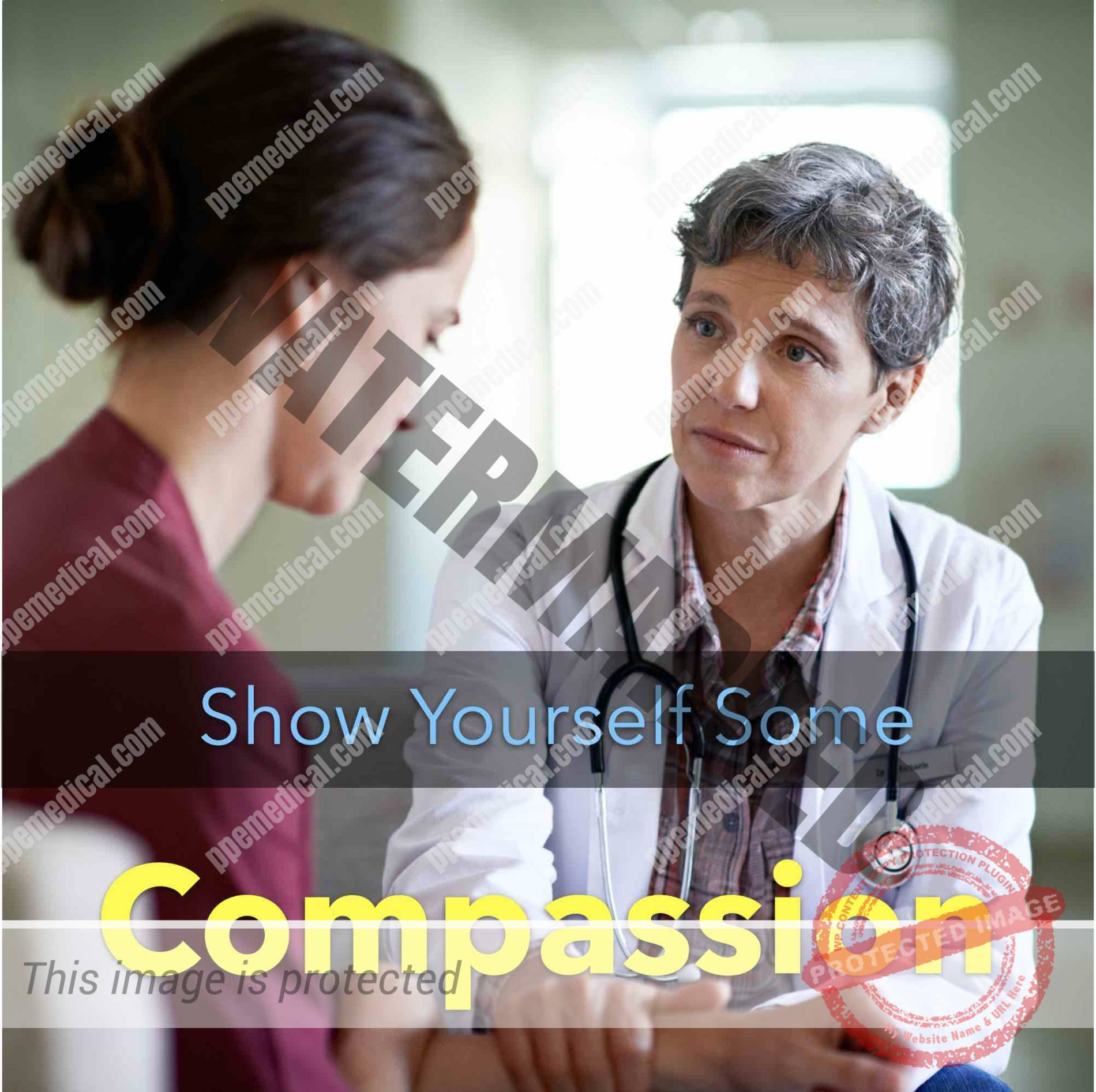 Show Yourself some Compassion