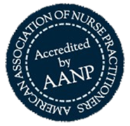 American Association of Nurse Practitioners accredited