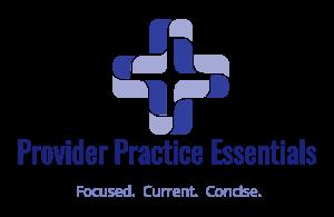 Provider Practice Essentials courses